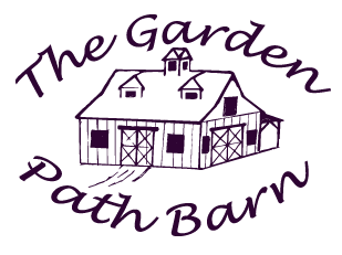 The Garden Path Barn logo